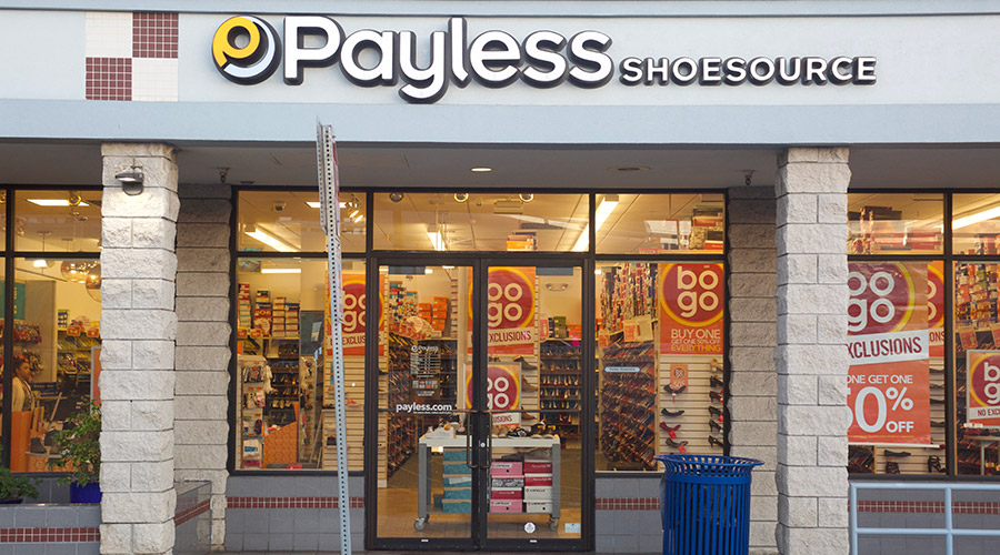 Payless Shoe Source Kamehameha Shopping Center Right On Your Way